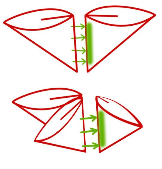 Цветочный шар - оригами