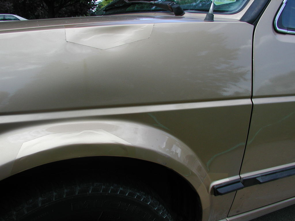 Как избавиться от ржавых пятен на Вашем автомобиле