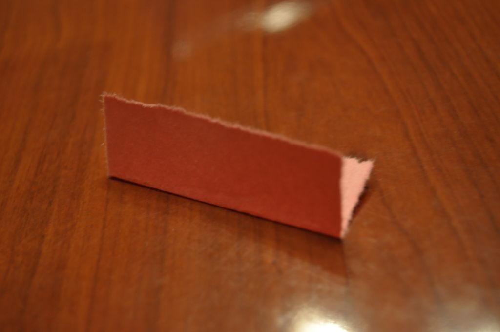 Оригами свинка-купидон