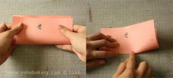 Оригами кролик