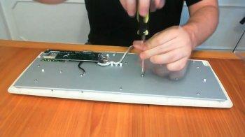 Как сделать клавиатуру с подсветкой