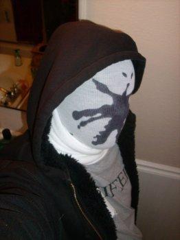 Как сделать маску Роршаха