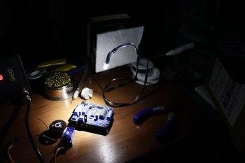 Как сделать UBS-лампу