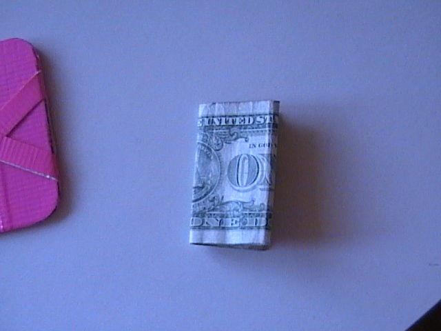 Волшебный бумажник из скотча