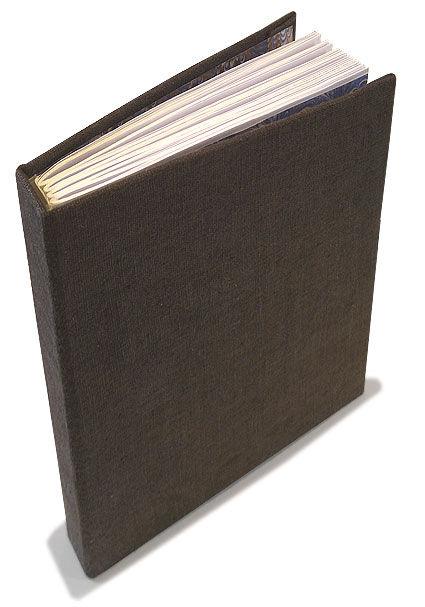 Красивая твердая обложка для книги своими руками