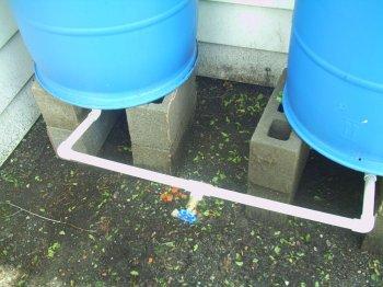 Система дождевых бочек своими руками