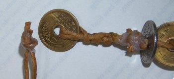 Ожерелье из монеток своими руками