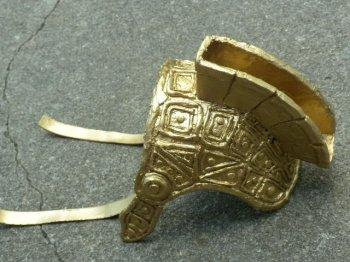 Гладиаторский шлем для Вашего питомца