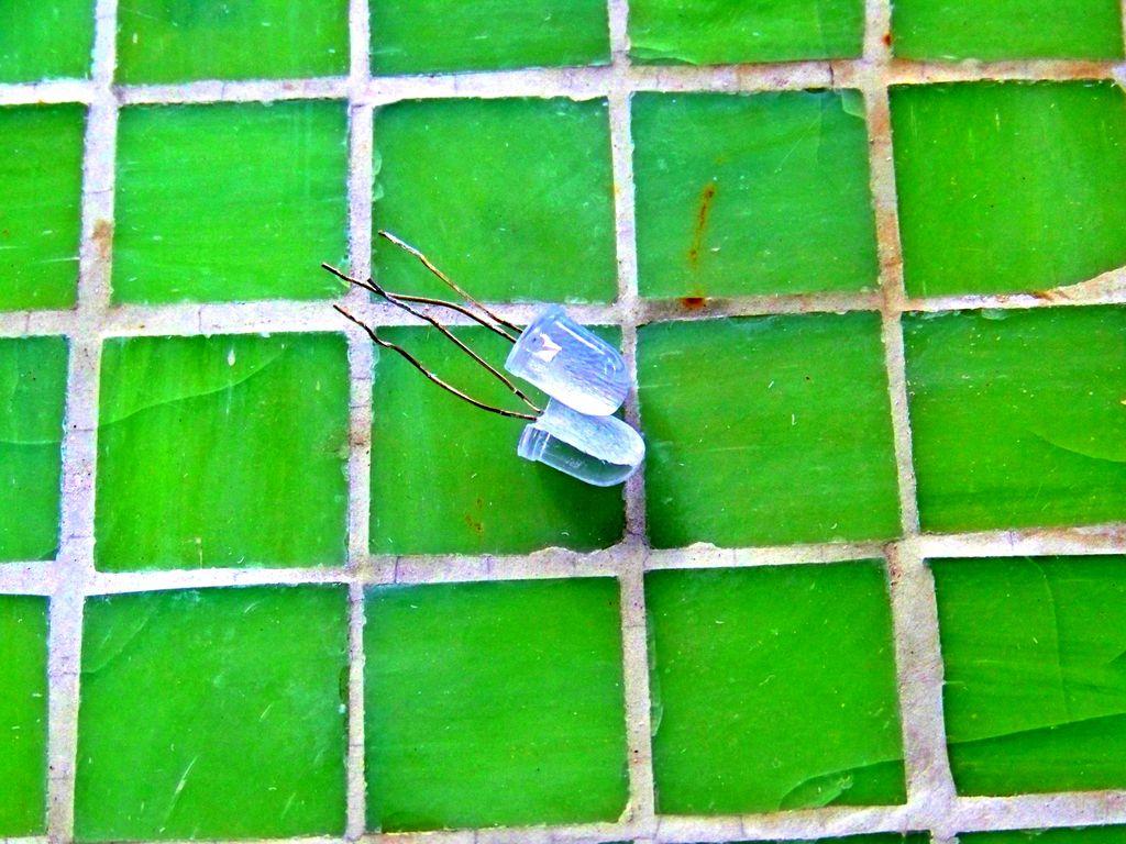 Светодиодный светильник из лампы накаливания