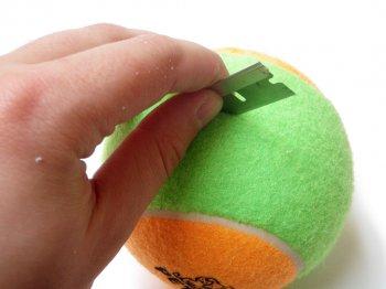 Самоходный мячик своими руками