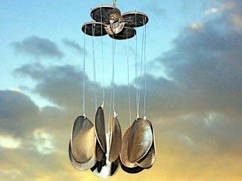 Ветряные колокольчики своими руками