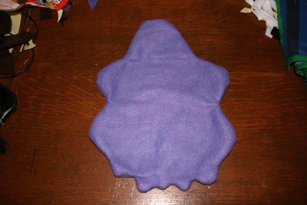 Мягкая подушка-игрушка своими руками