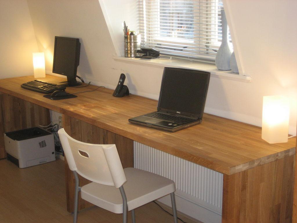 Дубовый письменный стол своими руками