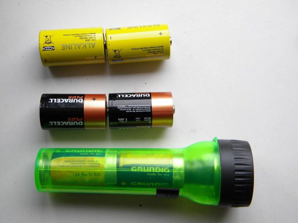 Батарейка своими руками