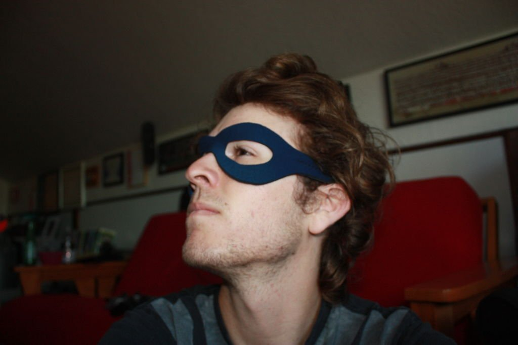 Маска супергероя своими руками