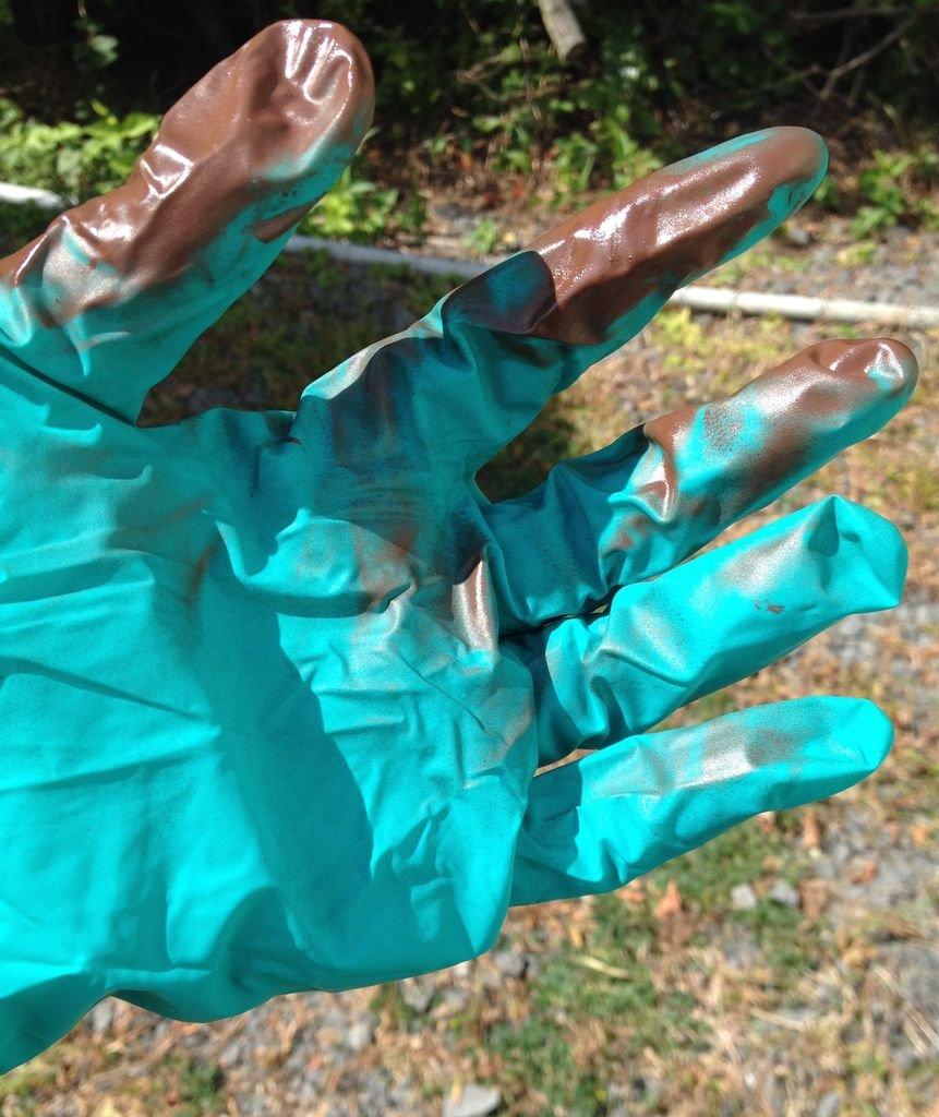 Как покрасить кожаную сумку