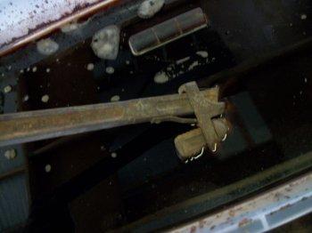 Как очистить инструмент от ржавчины