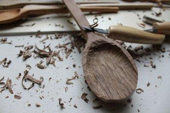 Деревянные ложки своими руками