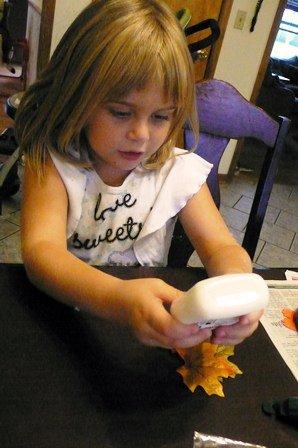 Простая игрушка-индюшка своими руками