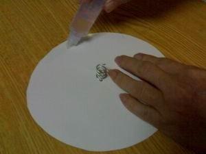 Бумажный светильник-гармошка своими руками