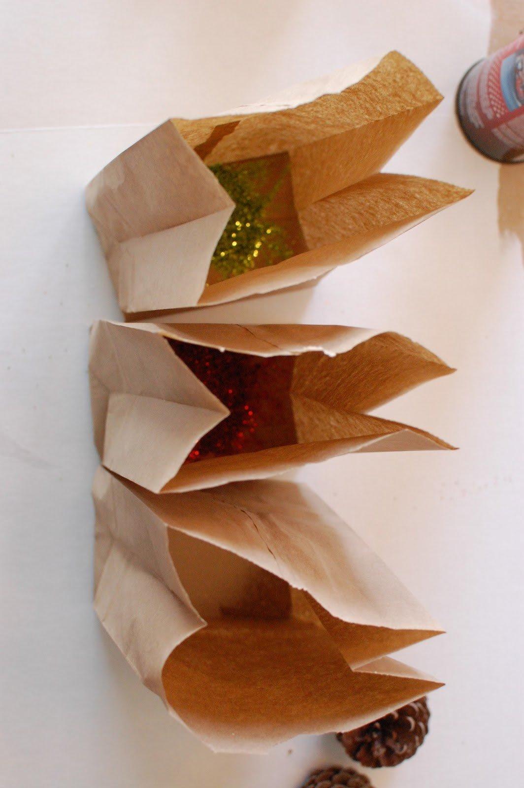 Декоративные шишки своими руками