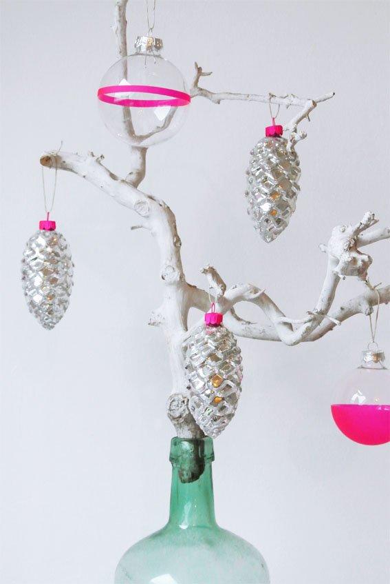 Декор новогодних игрушек