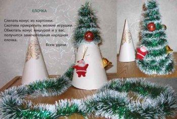 Конкурс: Новогодние и рождественские поделки 2014 (Завершен)