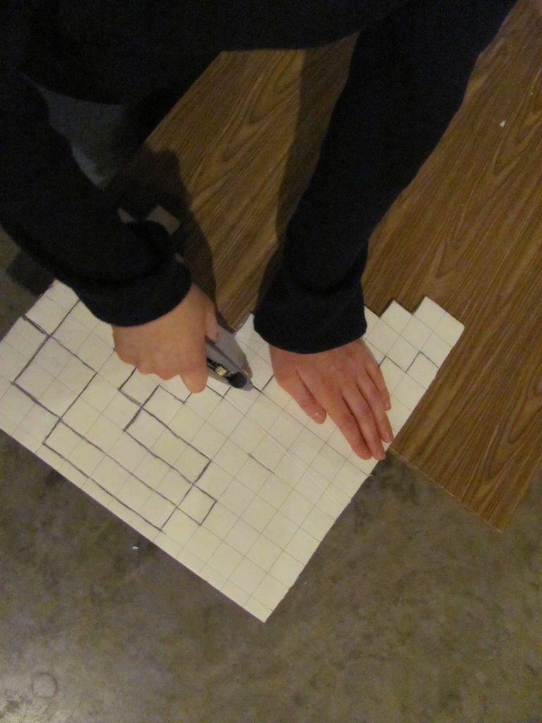 Кирка из Minecraft своими руками