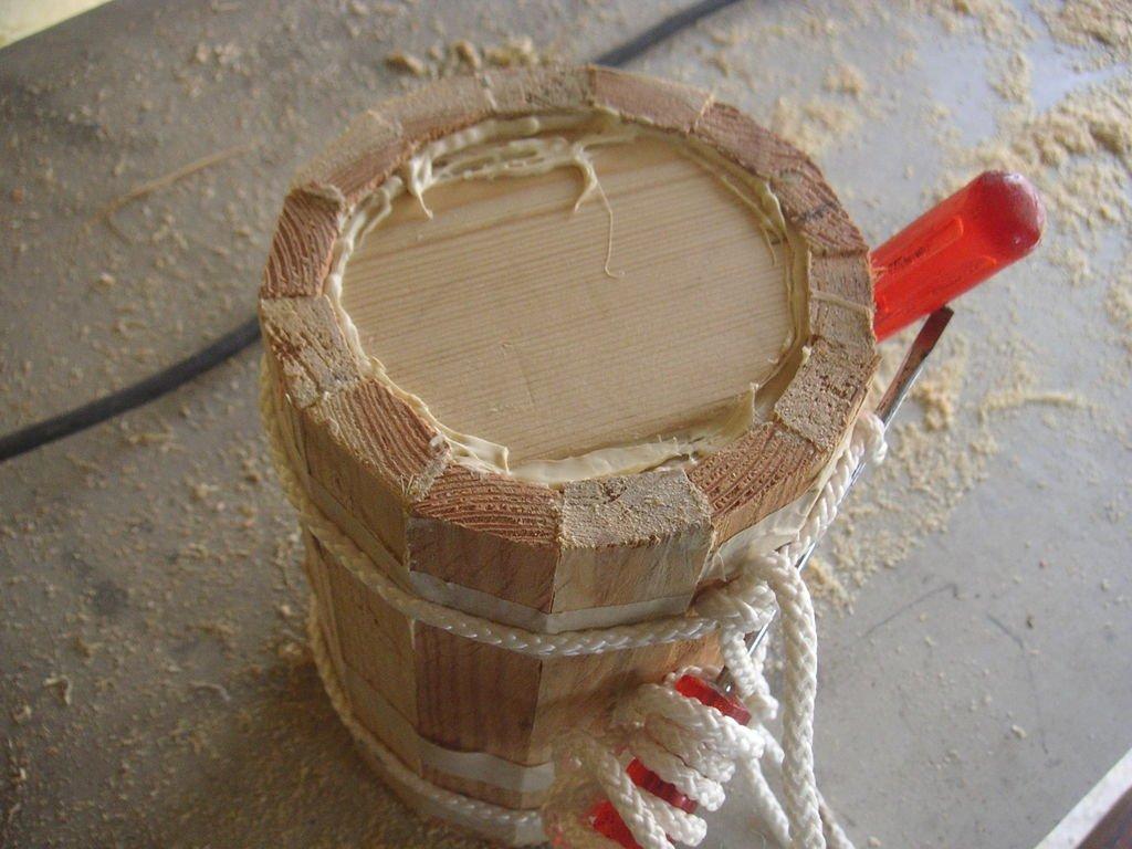 Деревянная пивная кружка своими руками