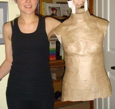 Как сделать манекен