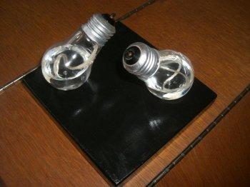 Декоративная масляная лампа