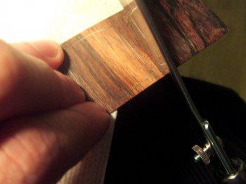Деревянный циферблат для наручных часов