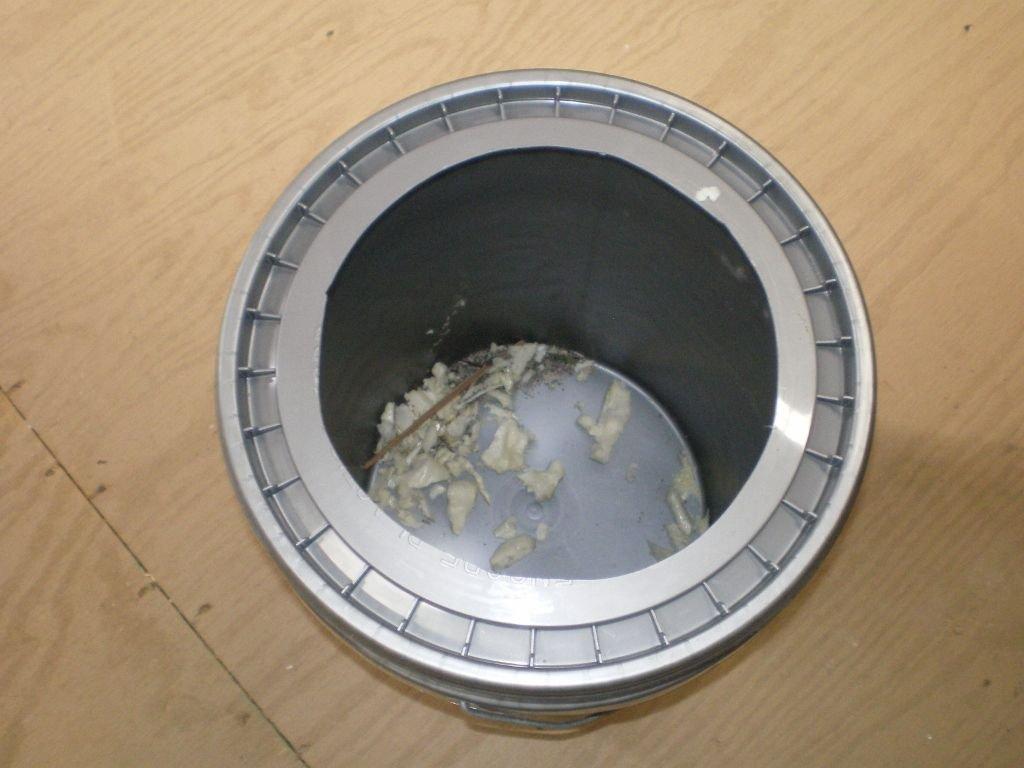Фильтр крупных частей для пылесоса