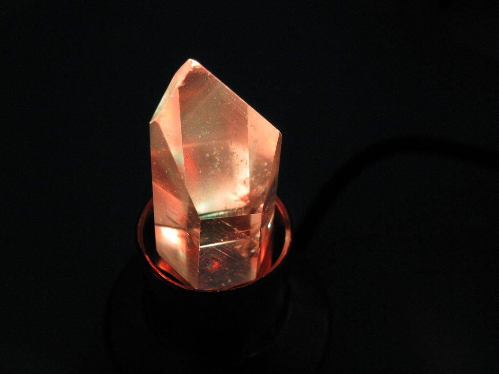 Сияющий кристалл своими руками