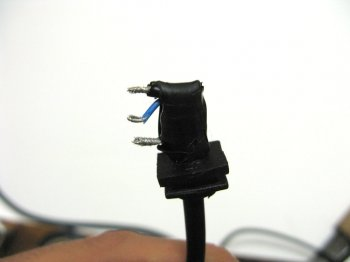 Как заменить кабель блока  питания ноутбука