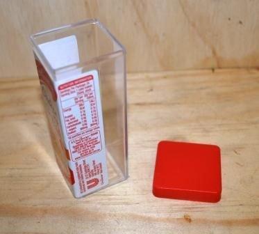 Светящийся куб своими руками