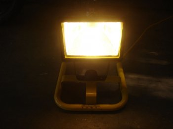 Как сделать флуоресцентную лампу