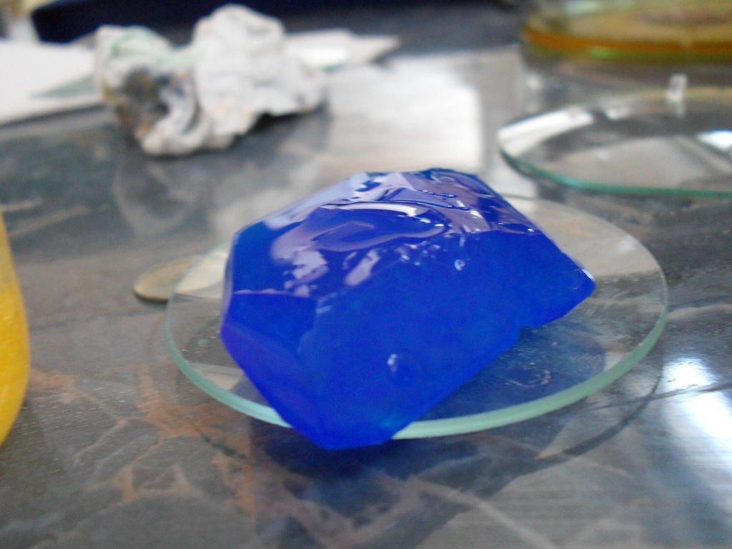 Как вырастить кристаллы своими руками