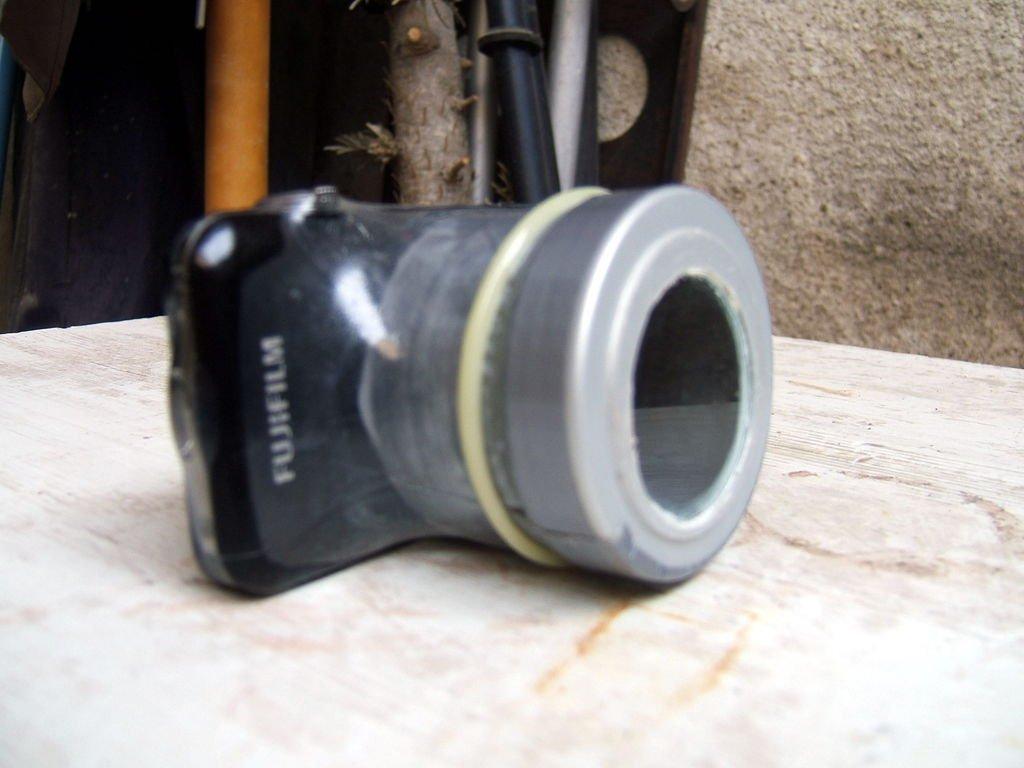 Объективы для камеры своими руками 92