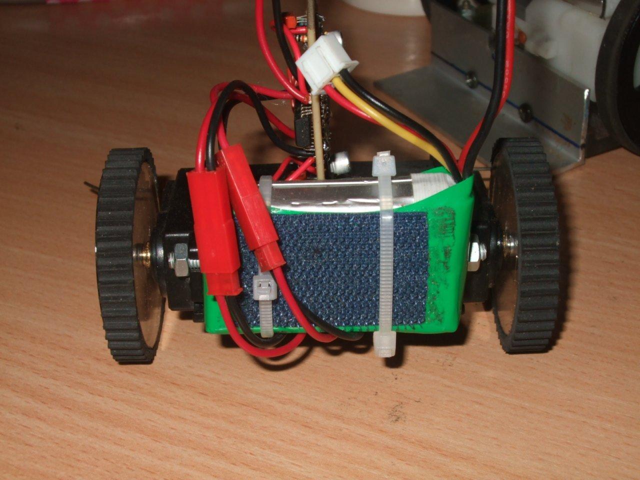 Наипростейший робот своими руками фото 85
