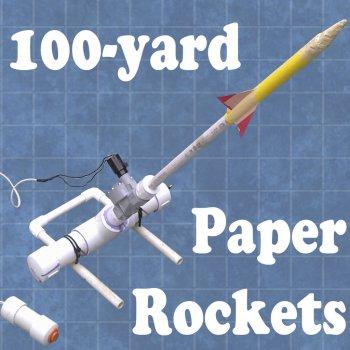 Летающая ракета своими руками