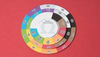 Определяем цветовую маркировку резистора