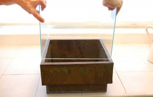 Мини-камин своими руками
