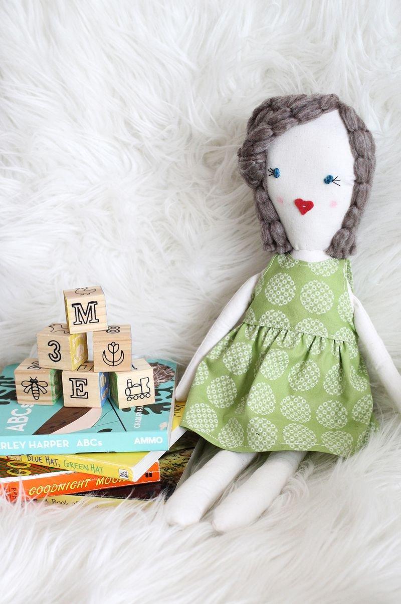Кукла тряпичная своими руками фото 46