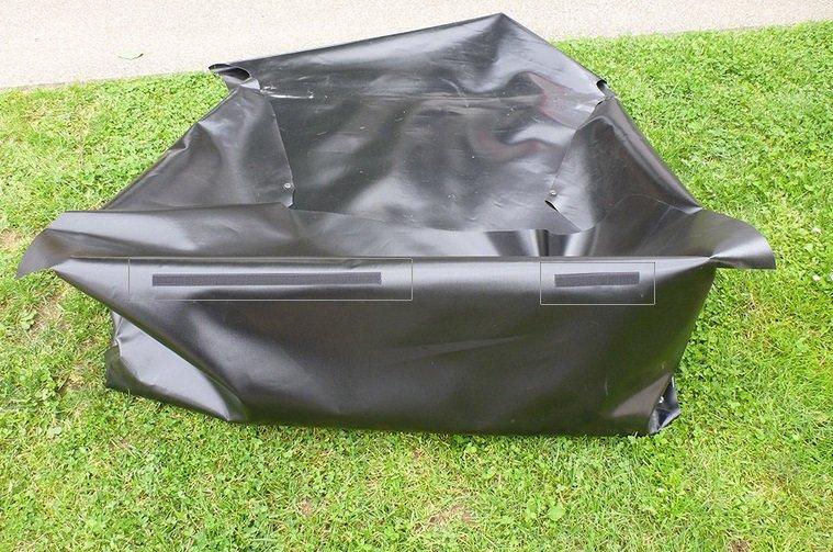 Брезентовое покрытие для багажника автомобиля