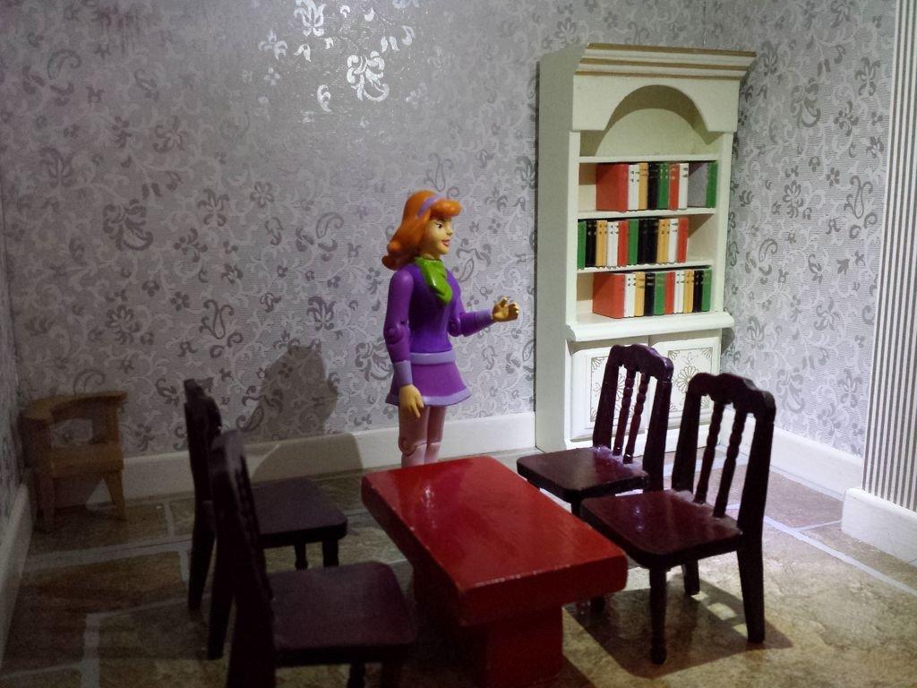 Освещение для кукольного домика своими руками