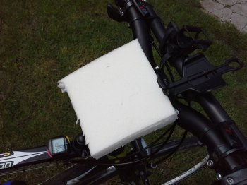 Велосипедный штатив для гаджетов своими руками