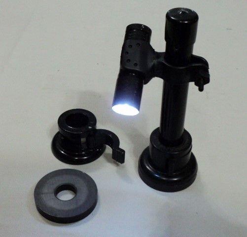 Универсальное крепление для фонарика своими руками