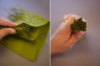 Бумажная люстра своими руками