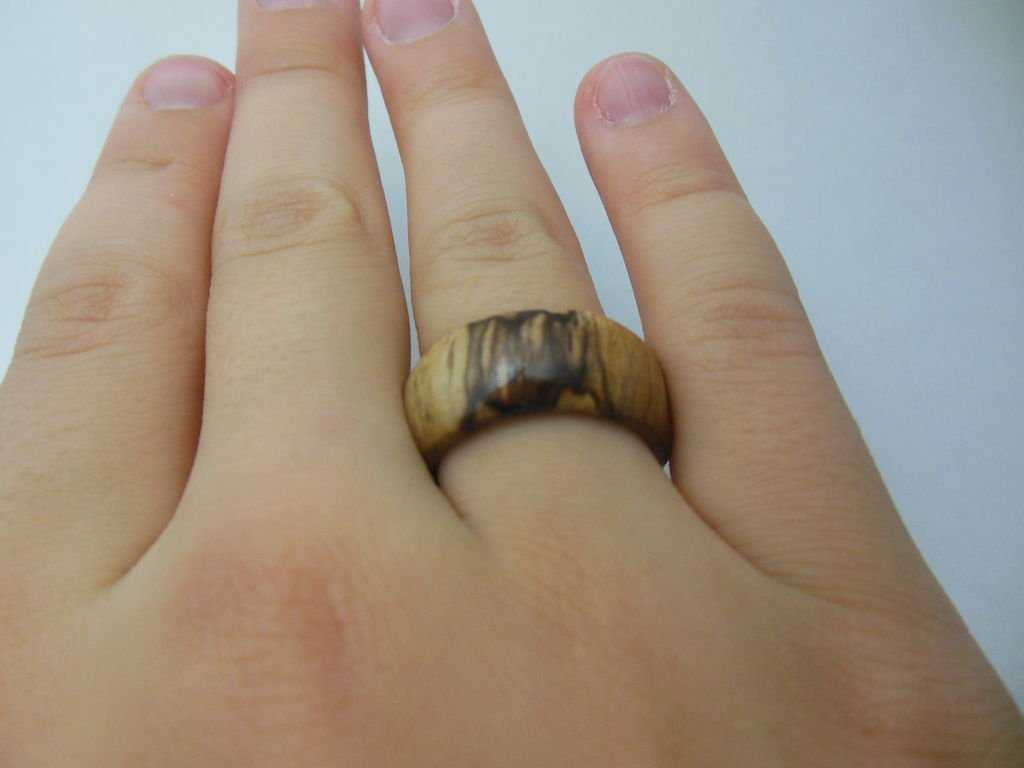 Оригинальное кольцо своими руками фото 779